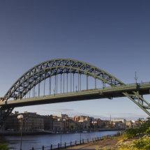 Tyne Bridge from Gateshead