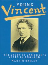 Young Vincent by Martin Bailey